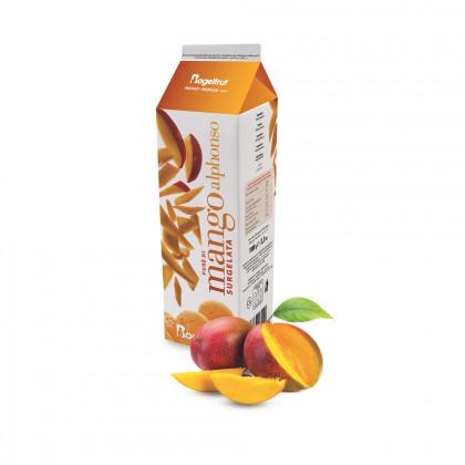 Polpa de mango Alphonso congelada (1kg), Rogelfrut