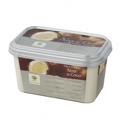 Polpa de coco congelada (1kg), Ravifruit