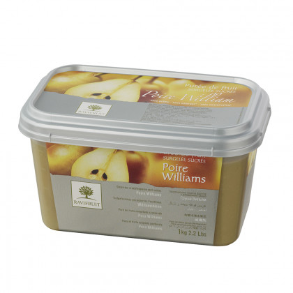 Polpa de pera congelada (1kg), Ravifruit