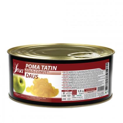 Poma Tatin a daus 10x10mm COLD CONFIT®, Sosa