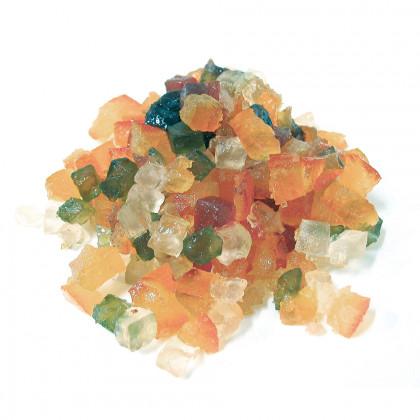 Tutti frutti confitat escorregut (4kg), Sosa