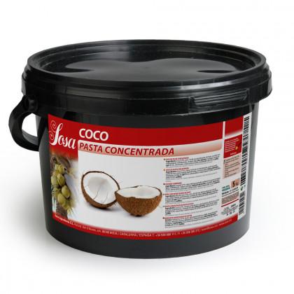 Coco en pasta, Sosa