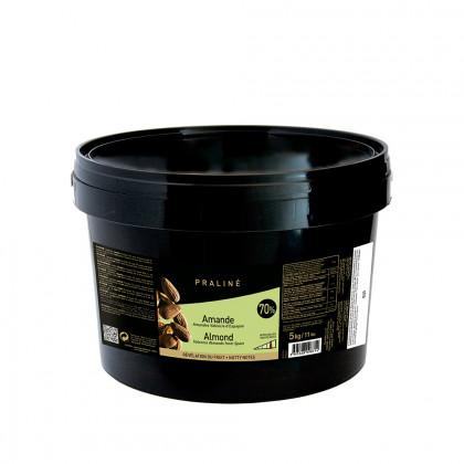 Praliné d'ametlla 70% (5kg), Valrhona