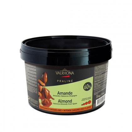 Praliné d'ametlla 60% (5kg), Valrhona