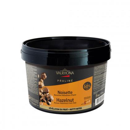 Praliné d'avellana 66% (5kg), Valrhona