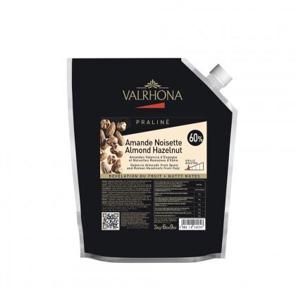 Praliné d'ametlla i avellana 60% (5kg), Valrhona