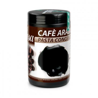 Pasta pura de cafè aràbica, Sosa