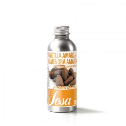 Aroma natural d'ametlla amarga, Sosa