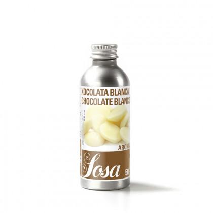 Aroma de xocolata blanca, Sosa