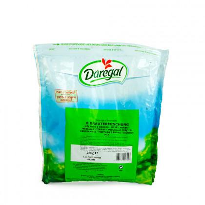Mix d'herbes congelades (250g), Daregal
