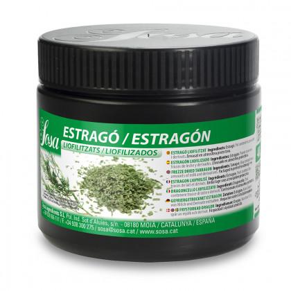 Estragó liofilitzat (40g), Sosa