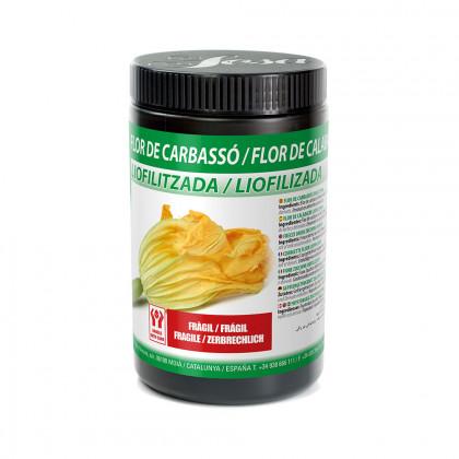 Flor de carbassó & fruit liofilitzada (12 g), Sosa