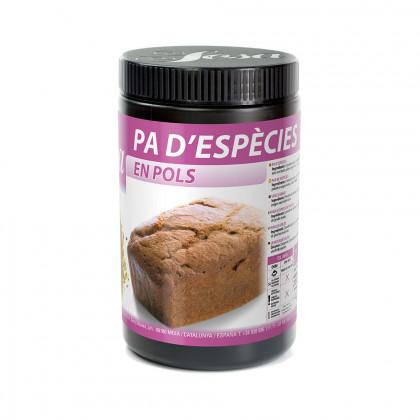 Barreja per pa d'espècies (400g), Sosa