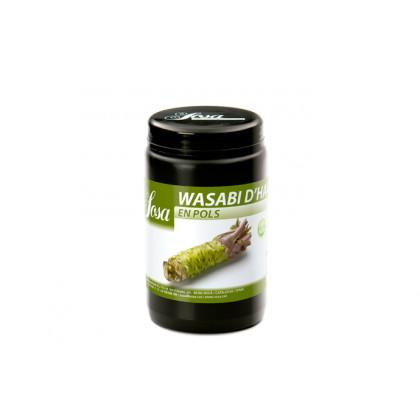 Wasabi en pols, Sosa