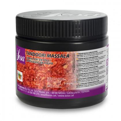 Tandoori massala en pols (250g), Sosa