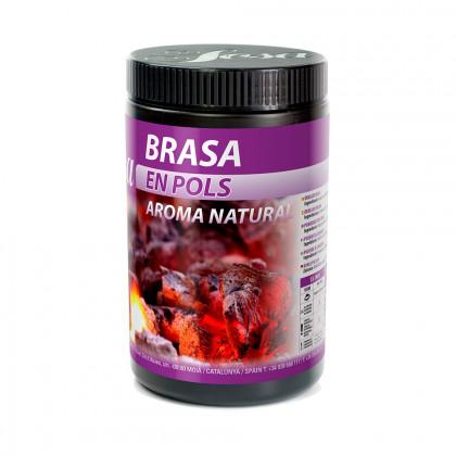 Aroma natural de brasa en pols, Sosa