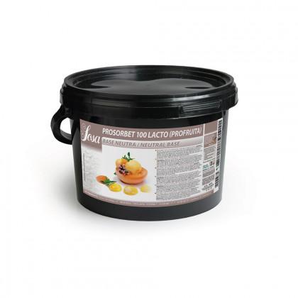 Prosorbet 100 lacto (profruta), Sosa