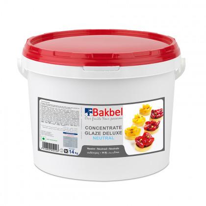 Concentrate Glaze Deluxe neutre (14kg), Bakbel