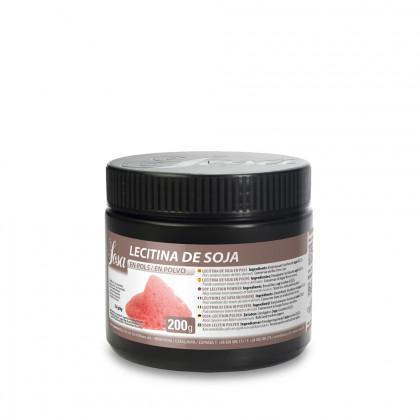 Lecitina de soja en pols, Sosa