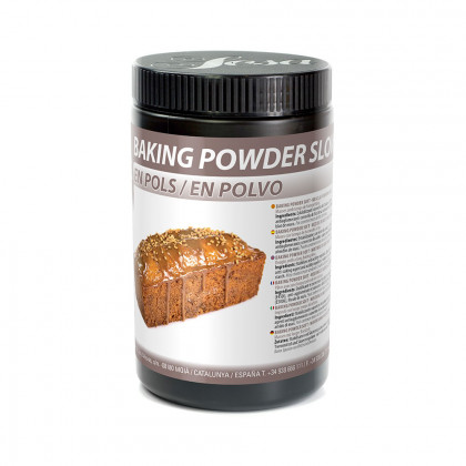 Baking Powder slow (1kg), Sosa