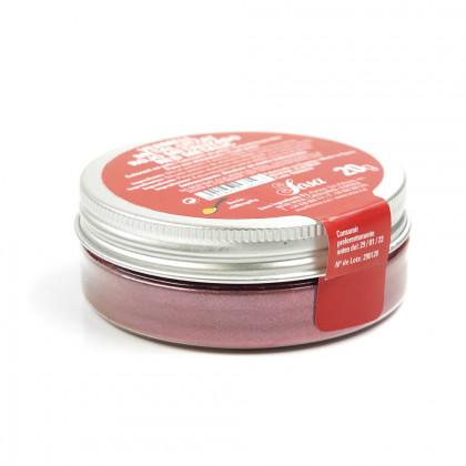 Colorant metàl·lic vermell (20g), Sosa
