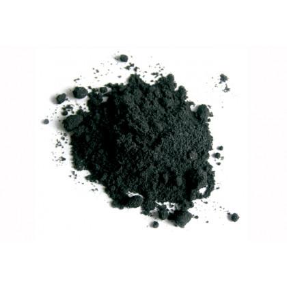 Colorant laca negre en pols, Sosa