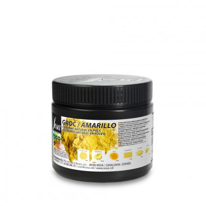 Food Colour amarillo en polvo, Sosa