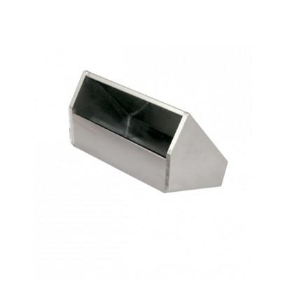 Escorredora Inox. 22 cm. (22X15X12)