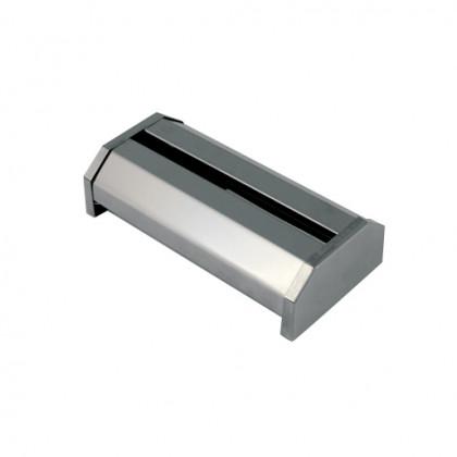 Tovalloner Inox. Zig-Zag (16,5 X 8,4)