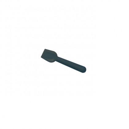 Cullereta Plàstic Negra (10 cm / 610U d)