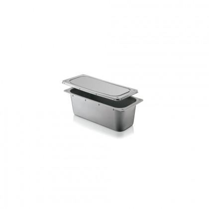 Cubeta Plàstic Injecció Gris 4,75 L.