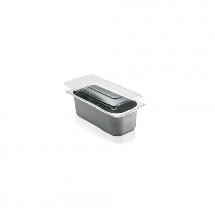 Cubeta Plàstic Gris Italiana 4,75 L