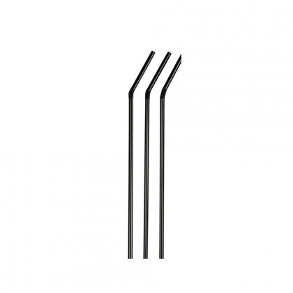 Canya PLA articulada negra (5x230 mm)