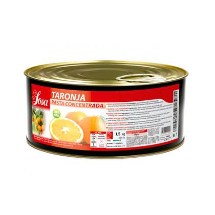 Taronja en pasta, Sosa