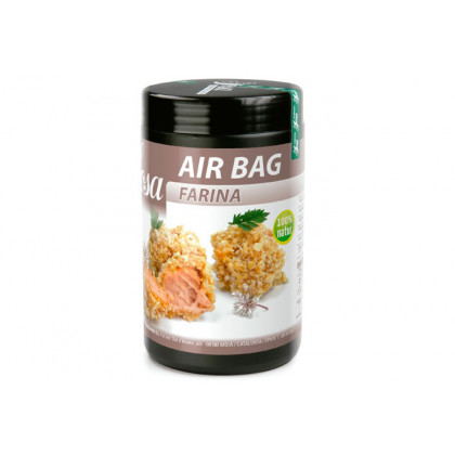 Air Bag de porc farina, Sosa