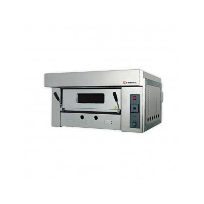 Forn pizza FPG 4 butà, propà, gas natural