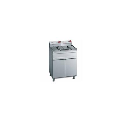Fregidora elèctrica de peu 2 cubes fes 15 15.400 50 60h 3n