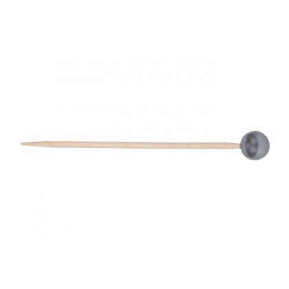 Broqueta Perla negra (85mm), 100% Chef - 100 unitats