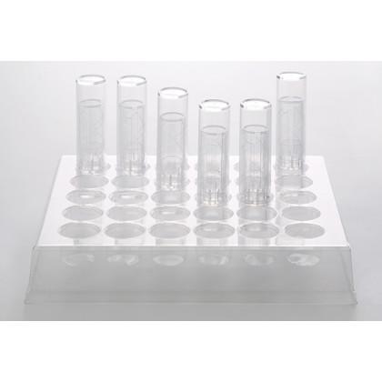 Base Expositor Lipstick (18x16x2cm), 100% Chef - 20 unitats