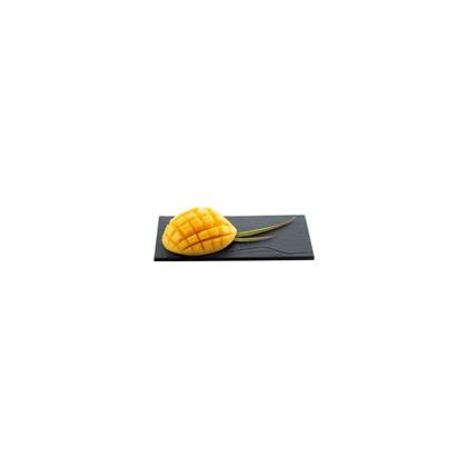 MINI SAFATA / PLAT TEXTURA FALSA PISSARRA 180 x 90 xh. 6 mm