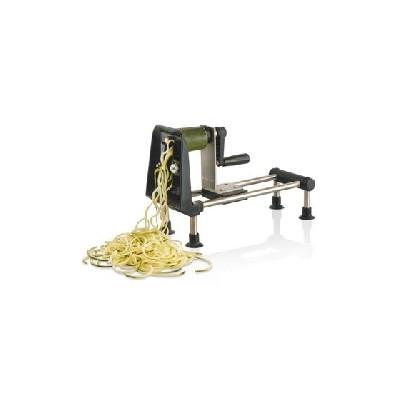 El Rouet gurmet tallador fruites i verdures en espaguetis