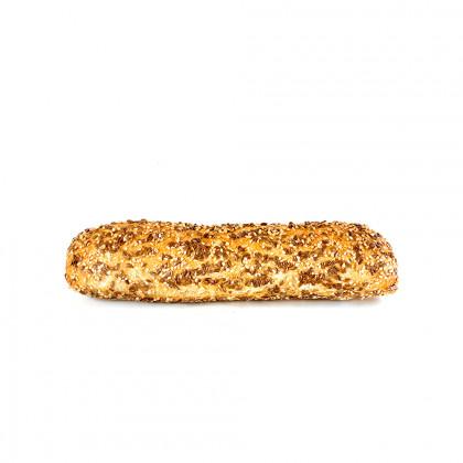 Flautí de cereals precuit ECO (110g-50u), Fermentus