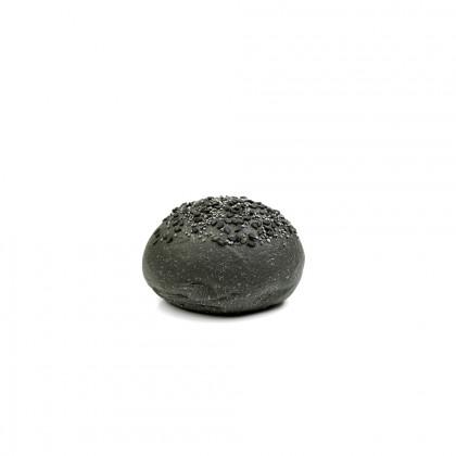 Mini burger-20 negre cuit (20g-90u), Fermentus