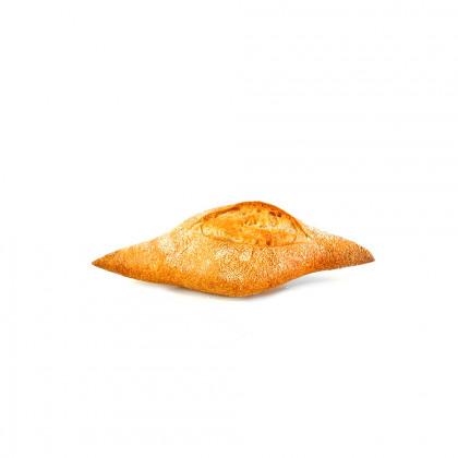 Mini pa de pagès amb puntes precuit (35g-50u), Fermentus
