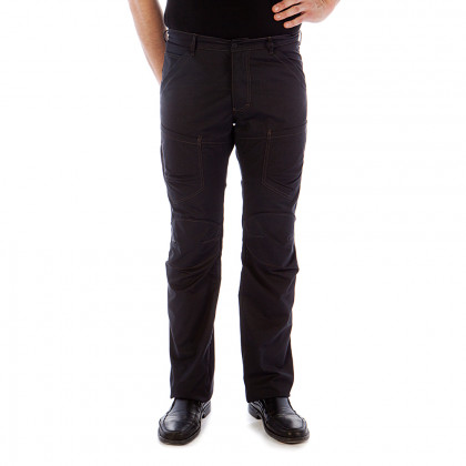 Pantalons Casual Negre, CSTY