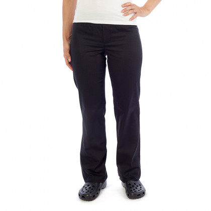 Pantalons Basic Economic Woman Negre, CSTY