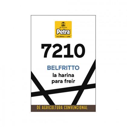 Harina 7210 Belfritto (5kg), Molino Quaglia