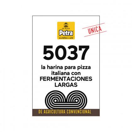 Harina Petra 5037 Unica (12,5kg), Molino Quaglia