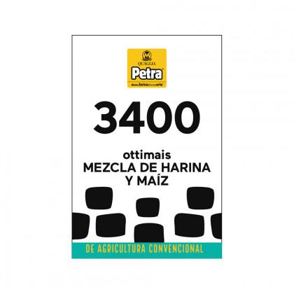 Mezcla 3400 Ottimais (4kg), Molino Quaglia