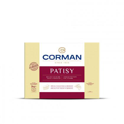 Patisy 78% MG en placa (2kg), Corman